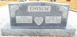 Emma <i>Ruggles</i> Chisum
