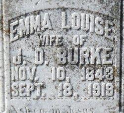 Emma Louise <i>Smith</i> Burke