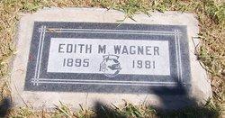 Edith Melody <i>Melcher</i> Wagner