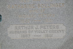 Arthur J Peters