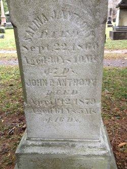 John P. Anthony