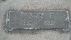 Mary Elizabeth <i>Corry</i> Daniel