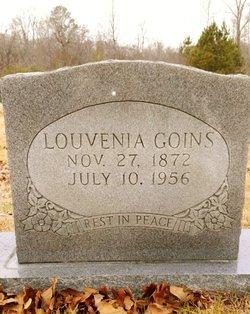 Louvenia <i>York</i> Goins