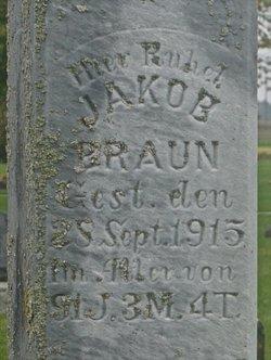 Jacob Braun, Sr