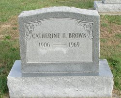 Catherine H. Brown