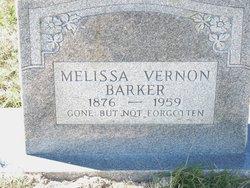 Melissa Vernon Swinney <i>Parker</i> Barker