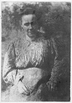 Martha Jane <i>Ward</i> Burgess