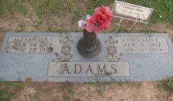 Mrs Consuelo <i>Casarez</i> Adams
