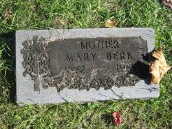 Mary <i>Metzner</i> Berk