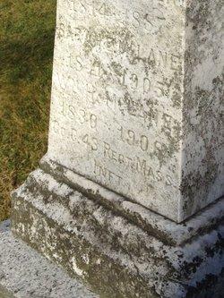 Pvt William H McLane