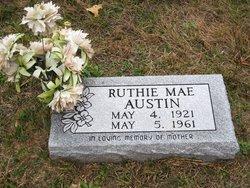 Ruthie Mae <i>Franklin</i> Austin