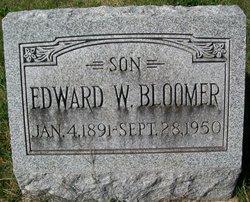 Edward W Bloomer