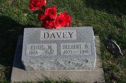 Delbert B Davey