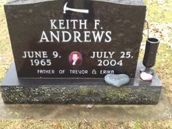 Keith Francis Andrews