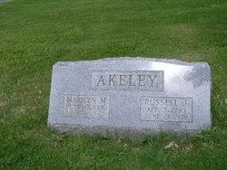 Marilyn Joy <i>Morin</i> Akeley