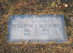 Benjamin Joye Alexander