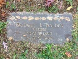 Bridgette Beatrice <i>Ivey</i> Walden