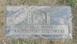 Antoinette <i>Spernal</i> Solowski