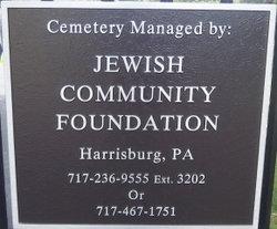 Kehillath Israel Hebrew Cemetery