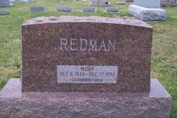 Mary <i>Michael</i> Redman
