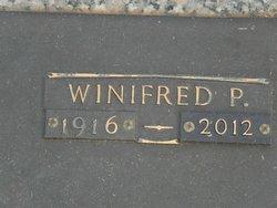 Winifred Winnie <i>Patterson</i> Taylor