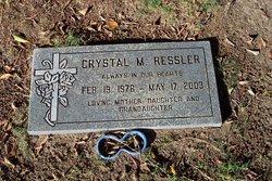 Crystal Marie Ressler