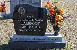 Elizabeth Gray Beth Barefoot