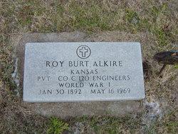 Roy Burt Alkire