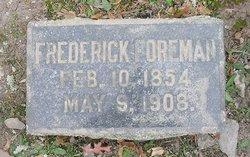 Frederick Foreman