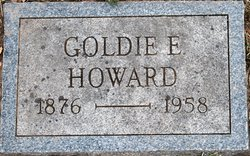 Goldie E Howard