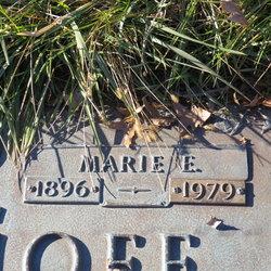 Marie E <i>Polk</i> Lehnhoff