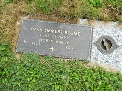 Ivan Siemers Irwin Henry Jr. Blume
