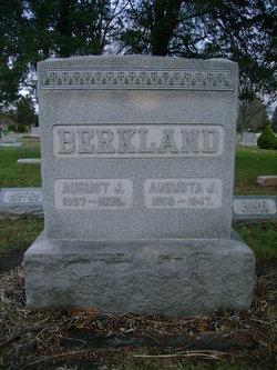 Augusta Josephine <i>Johnson</i> Berkland