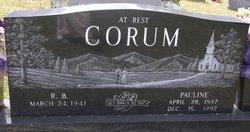 Pauline Corum
