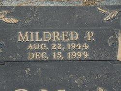 Mildred P <i>Parton</i> Patterson