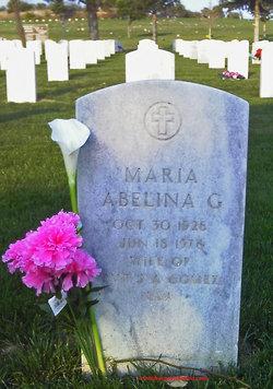 Maria Abelina <i>Griego</i> Gomez