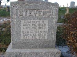 Ada Clementine <i>Shaw</i> Stevens