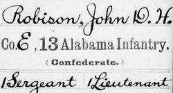 John Dixon Howell Robison