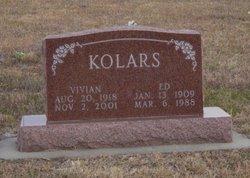 Vivian I. <i>Partridge</i> Kolars
