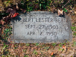 Hubert Lester Bean