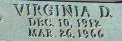 Virginia <i>Denton</i> Berry