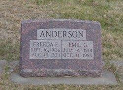 Freda <i>Perkins</i> Anderson