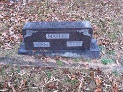 Woodrow Mathis