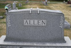 Cora Ann <i>Woolard</i> Allen