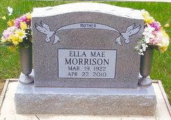 Ella Mae <i>Watt</i> Morrison