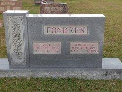 Gertrude Trudie <i>Arnold</i> Fondren