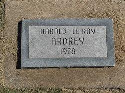 Harold Leroy Ardrey