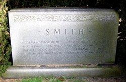 Walter Frederick Smith, Sr