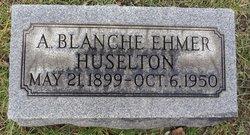 A. Blanche <i>Ehmer</i> Huselton