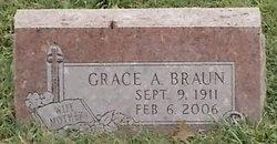 Grace Altha <i>Norman</i> Braun